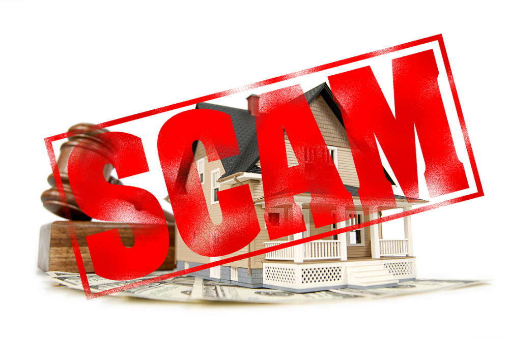 Beware of Foreclosure Scams